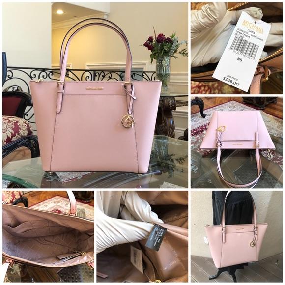 Authentic Michael Kors large Ciara tote Handbag 9748cc9571a44